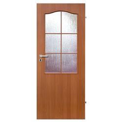 Drzwi pokojowe Klasyk 90 prawe olcha