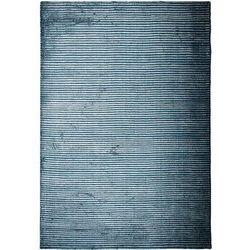 Dywan houkime 200 x 300 cm niebieski