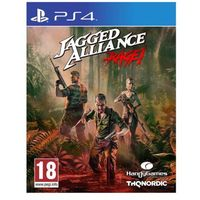 Gry na PlayStation 4, Jagged Alliance Rage (PS4)