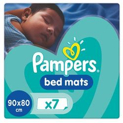 Pampers Maty ochronne do łóżeczka (7 mat w paczce)