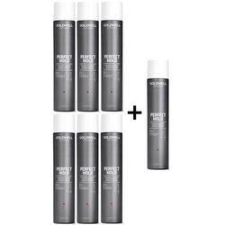 Goldwell StyleSign Volume Big Finish   Zestaw: spray zwiększający objętość 7x500ml