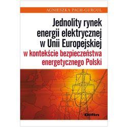 Jednolity rynek energii elektrycznej w Unii Europejskiej w kontekście bezpieczeństwa energetycznego Polski