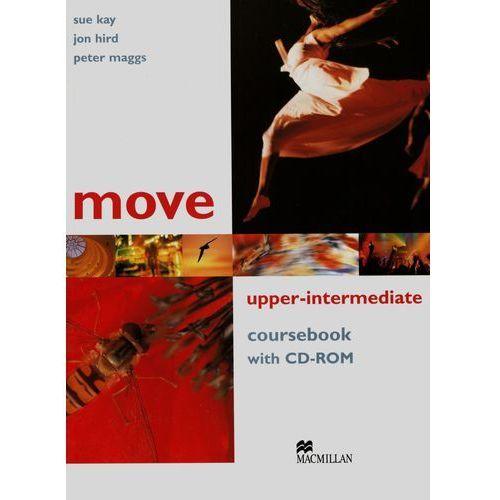 Książki do nauki języka, Move Upper Intermediate Student's Book (podręcznik) with CD-ROM (opr. broszurowa)