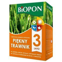 Nawóz Biopon Piękny Trawnik Lato 2 kg