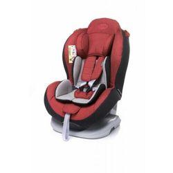 4 Baby Fotelik samochodowy Rodos 0-25 kg Red