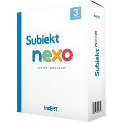 Subiekt nexo Abonament na ulepszenia promocyjny