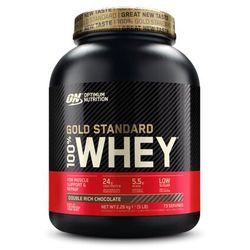 OPTIMUM NUTRITION Whey Gold Standard 450g bag Podwójna Czekolada