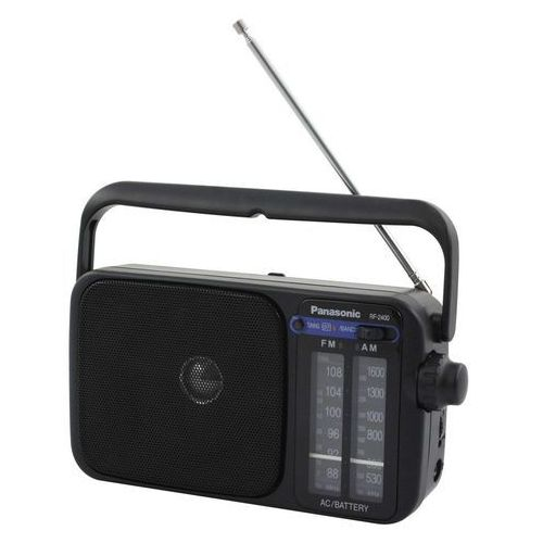 Radioodbiorniki, PANASONIC RF-2400EG9-K