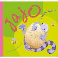 Książki dla dzieci, Do Uszka Maluszka - Jajo (opr. kartonowa)