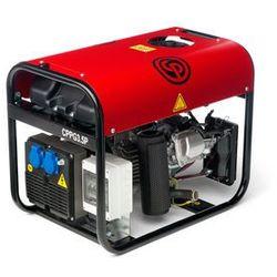 Agregat prądotwórczy jednofazowy Chicago Pneumatic CPPG 7.5P STD
