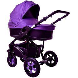 Sun Baby Wózek wielofunkcyjny Ibiza 2w1, fioletow - BEZPŁATNY ODBIÓR: WROCŁAW!