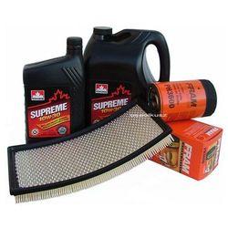 Filtr powietrza oleju oraz olej SUPREME 10W30 Ford Windstar