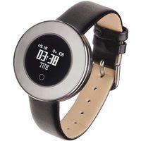 Smartbandy, Garett Electronics Smartwatch Women Lea srebrny