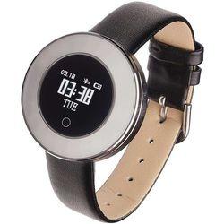 Garett Electronics Smartwatch Women Lea srebrny