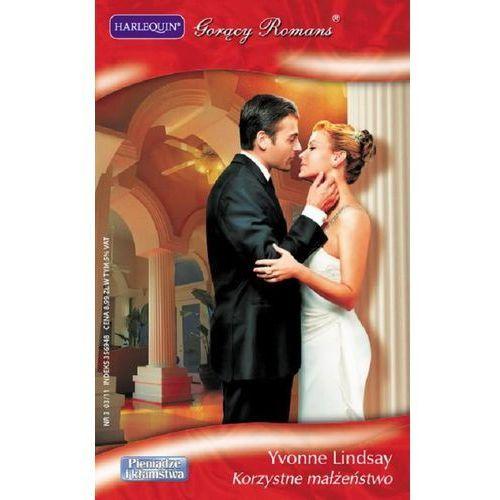 E-booki, Korzystne małżeństwo - Yvonne Lindsay
