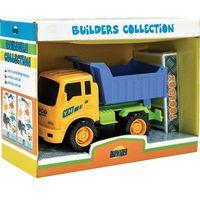 Pozostałe zabawki edukacyjne, Ciężarówka budowlana do skręcania Builders Collection - DARMOWA DOSTAWA OD 199 ZŁ!!!
