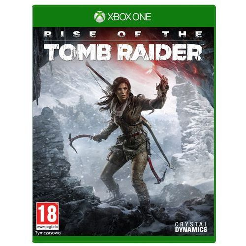 Gry na Xbox One, Rise of the Tomb Raider (Xbox One)