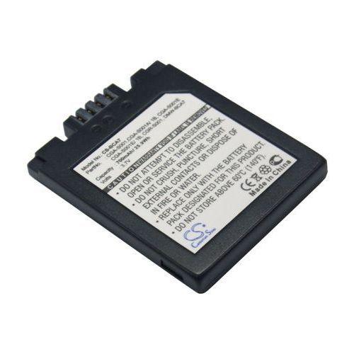 Akumulatory do aparatów, Panasonic DMW-BCA7 700mAh 2.59Wh Li-Ion 3.7V (Cameron Sino)