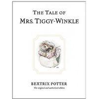 Książki do nauki języka, Tale of Mrs Tiggy-Winkle (opr. twarda)