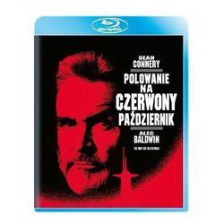 Polowanie na czerwony październik (Blu-Ray) - John McThiernan DARMOWA DOSTAWA KIOSK RUCHU