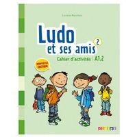 Książki do nauki języka, Ludo et ses amis 2 Nouvelle ćwiczenia - Marchois Corinne (opr. miękka)