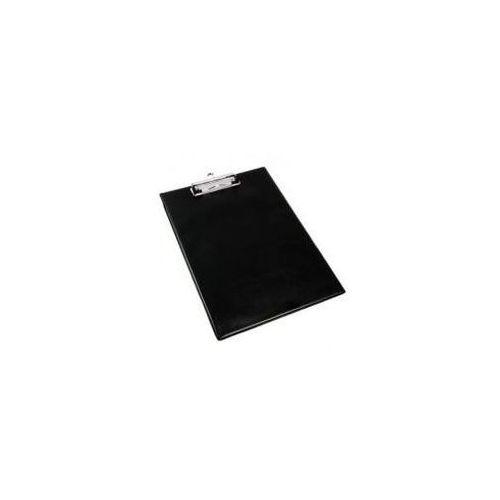 Pozostałe artykuły papiernicze, Deska A4 z klipem czarna - POLSIRHURT