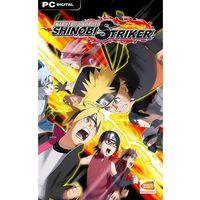 Gry PC, NARUTO TO BORUTO SHINOBI STRIKER (PC)
