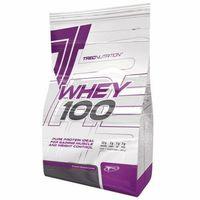 Odżywki białkowe, TREC Whey 100 - 2275g - Dark Chocolate