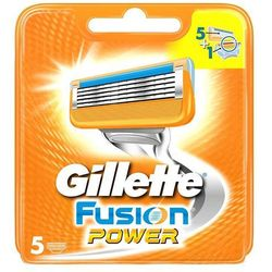 Gillette Fusion Power wkład do maszynki 5 szt dla mężczyzn