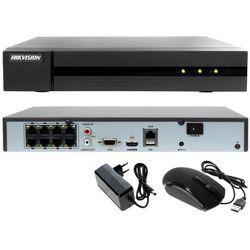 Rejestrator cyfrowy sieciowy IP do monitoringu sklepu, magazynu HWN-4208MH-8P Hikvision Hiwatch