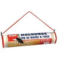 Środki na szkodniki, Muchomox - lep na muchy w rolce 25cm / 10mb