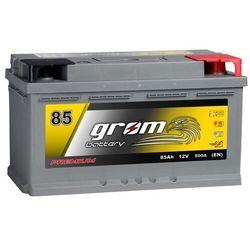 Akumulator GROM Premium 85Ah 800A EN DTR niski