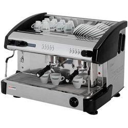 Ekspres do kawy 2-grupowy z wyświetlaczem | czarny | 11,5L | 3200W | 710x600x(H)510mm