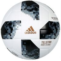 Piłka nożna, Piłka nożna adidas Telstar World Cup 2018 Russia Top Replique XMAS CD8506