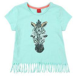 s.Oliver koszulka dziewczęca 116 - 122 zielona