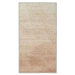 Dywan shaggy LUMI różowy ombre 80 x 150 cm