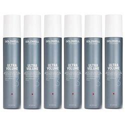 Goldwell StyleSign Naturally Full   Zestaw: spray zwiększający objętość 6x200ml