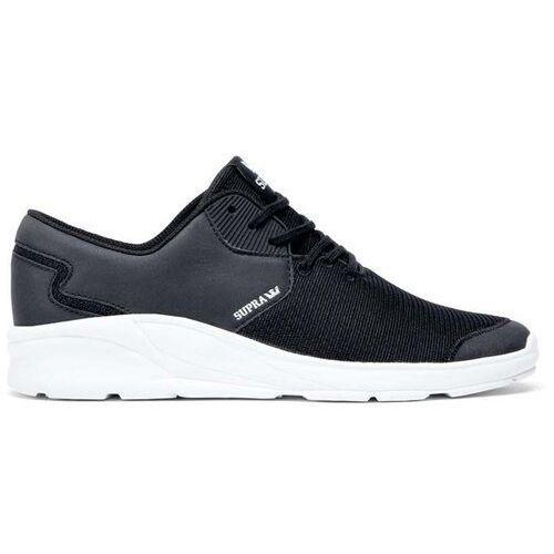 Obuwie sportowe dla mężczyzn, buty SUPRA - Noiz Black-White (BKW) rozmiar: 42.5