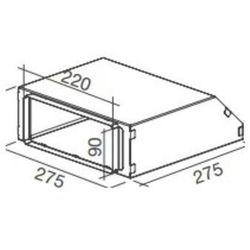Łącznik - przejściówka 220x90 mm KACL.789 Szybka wysyłka / Największy wybór / Dobre ceny