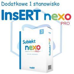 InsERT Subiekt Nexo PRO - rozszerzenie na dodatkowe 1 stanowisko