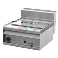 Makaroniarki gastronomiczne, Urządzenie elektryczne do gotowania makaronu 25 l Red Fox linia 700 CP - 6 ET