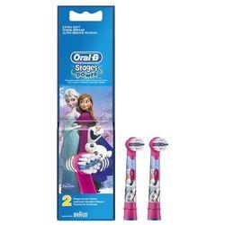 Oral-B końcówki do szczoteczki elektrycznej Vitality Kids Frozen EB D12K