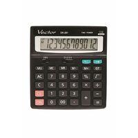 Kalkulatory, Kalkulator Vector DK-281 - ★ Rabaty ★ Porady ★ Hurt ★ Autoryzowana dystrybucja ★ Szybka dostawa ★