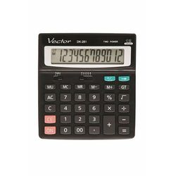 Kalkulator Vector DK-281 - ★ Rabaty ★ Porady ★ Hurt ★ Autoryzowana dystrybucja ★ Szybka dostawa ★