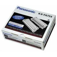 Eksploatacja telefaksów, Oryginał Toner Panasonic do faksu KX-FLM600 | 5 000 str. | czarny black