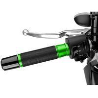 Manetki motocyklowe, Manetki PUIG Hi-Tech Ascent do kierownic 22 mm (zielone)