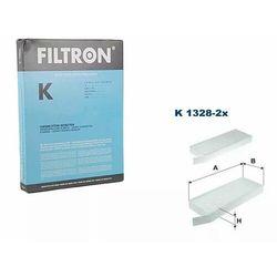 Filtr, wentylacja przestrzeni pasażerskiej FILTRON K1328-2X