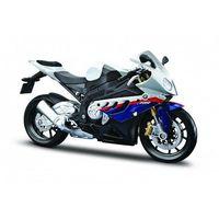 Osobowe dla dzieci, Motocykl Bmw S 1000 Rr Skala 1:12 Maisto 31101