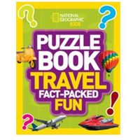 E-booki, Puzzle Book Travel National Geographic