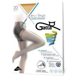 Gatta - Rajstopy X-tra Line Relax Medica 20 DEN